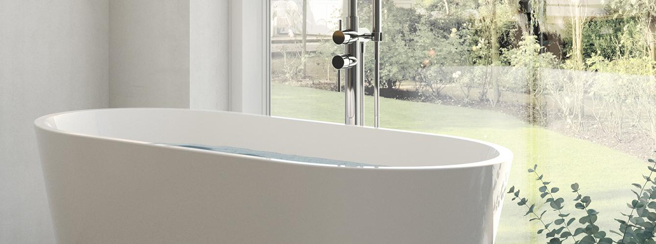 Prima Badkar från NORO för ditt badrum - NORO LI-14